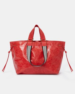 ISABEL MARANT BAG Woman WARDY shopper bag e