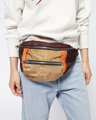 ISABEL MARANT BAG Woman NOOMI belt bag e