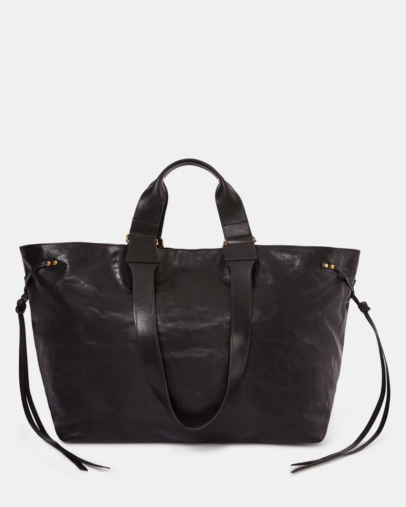 WARWEN leather shopper bag  ISABEL MARANT