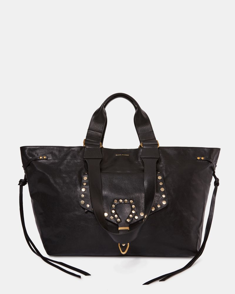 WARWEN Shopper in pelle ISABEL MARANT