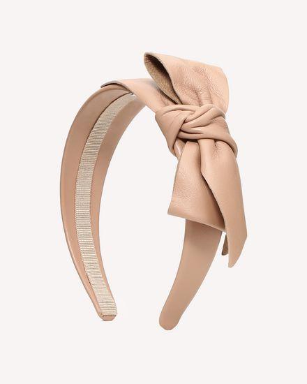 REDValentino Headband Woman RQ2J0A91EPW 377 a