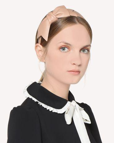 REDValentino RQ2J0A91EPW 377 Headband Woman r