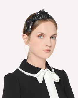 REDValentino FLOW BOW HAIR BAND