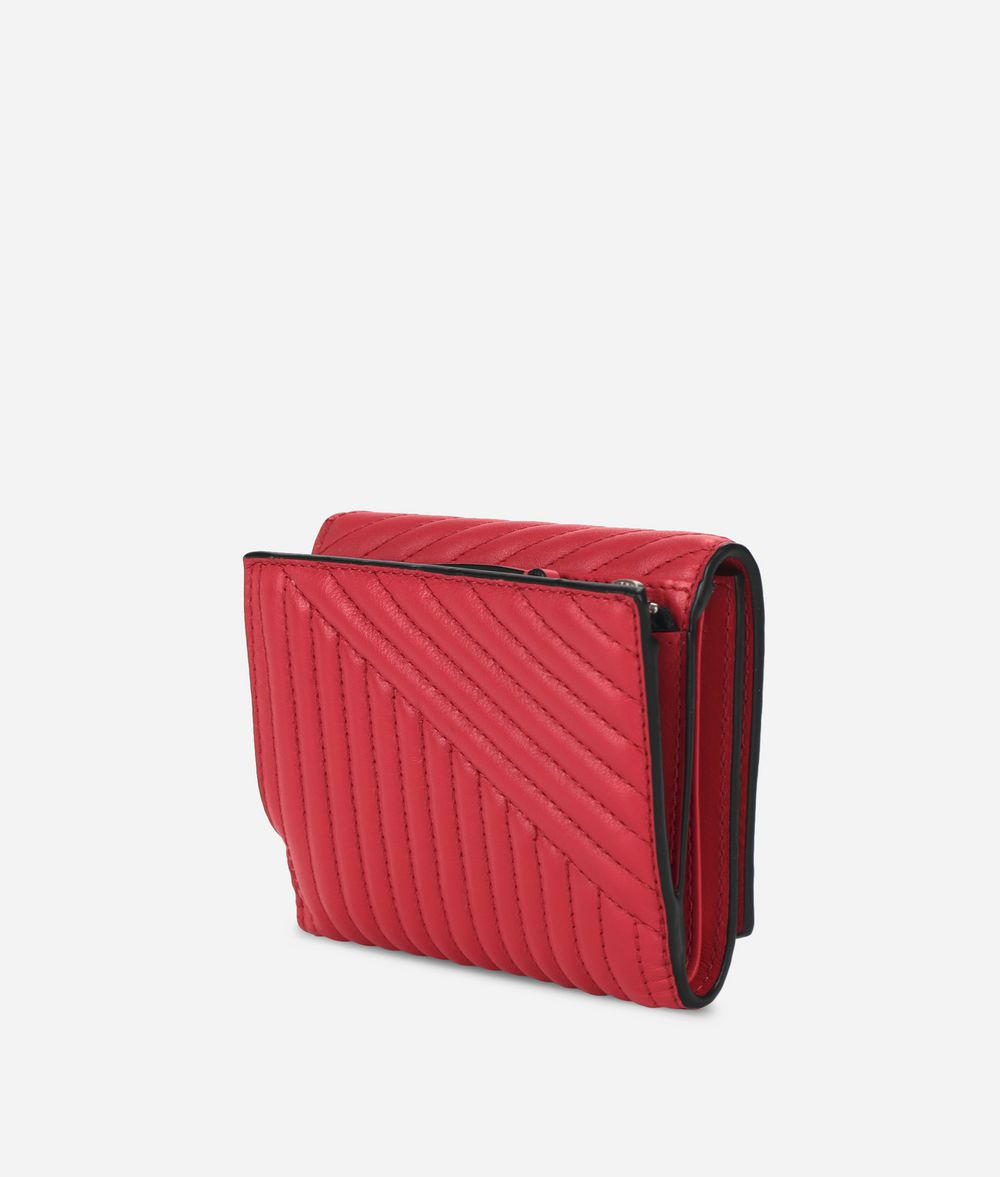 KARL LAGERFELD K/Signature Quilted portefeuille Portefeuille Femme d