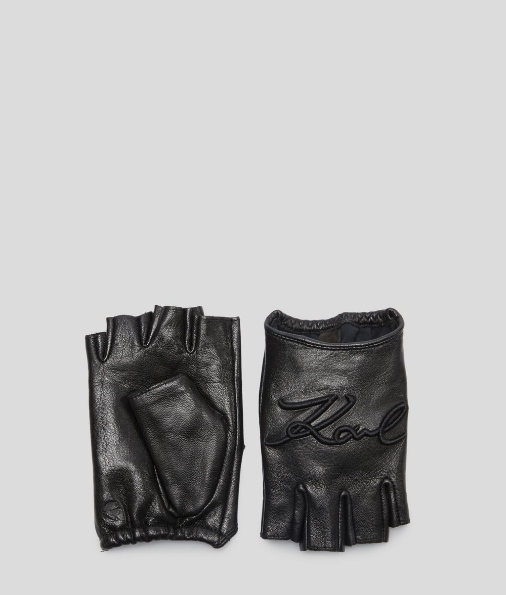 KARL LAGERFELD K/Signature Gloves Glove Woman d