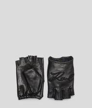 KARL LAGERFELD K/Signature Gloves 9_f
