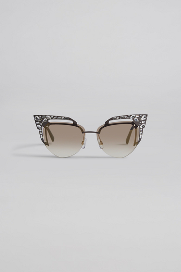 DSQUARED2 Sunglasses_ Woman DQ031249G b