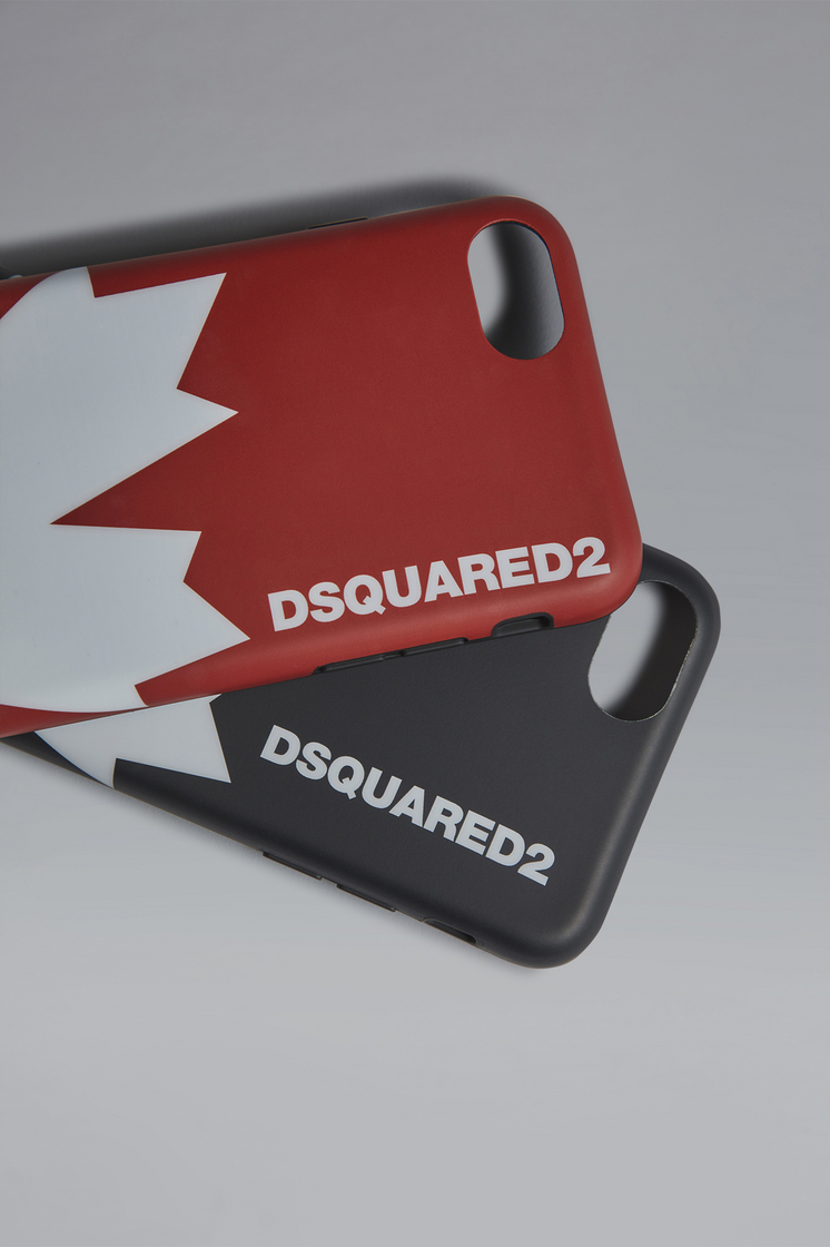 DSQUARED2 Canadian Heritage i-Phone  6/6s/7/8 Cover iPhone 7 covers Для Мужчин