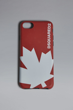 DSQUARED2 Canadian Heritage i-Phone  6/6s/7/8 Cover iPhone 7 covers Man