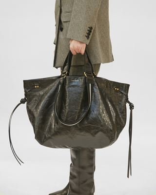 ISABEL MARANT BAG Woman WARDY NEW bag e