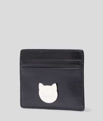 KARL LAGERFELD K/KLASSIK PINS CARD HOLDER
