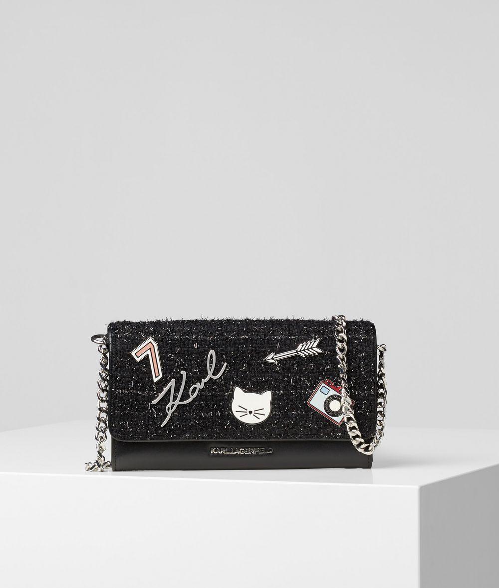 KARL LAGERFELD K/Klassik Pins Wallet Wallet Woman f