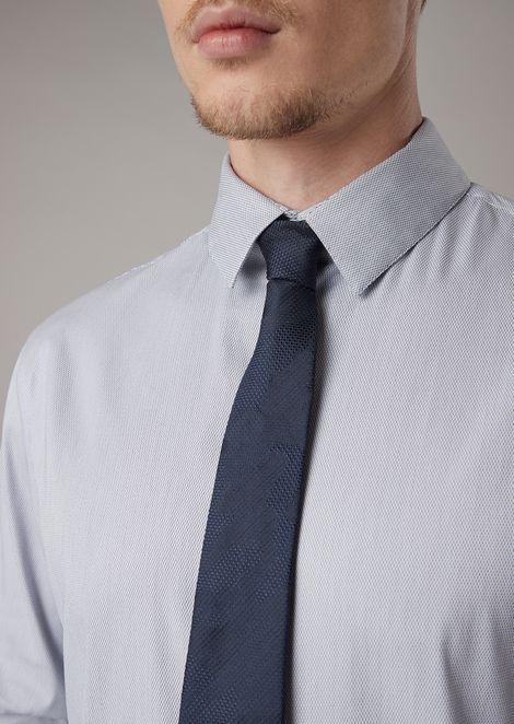 Pure silk tie