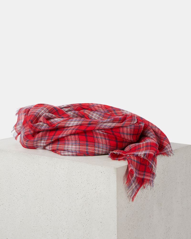 WOODY scarf ISABEL MARANT