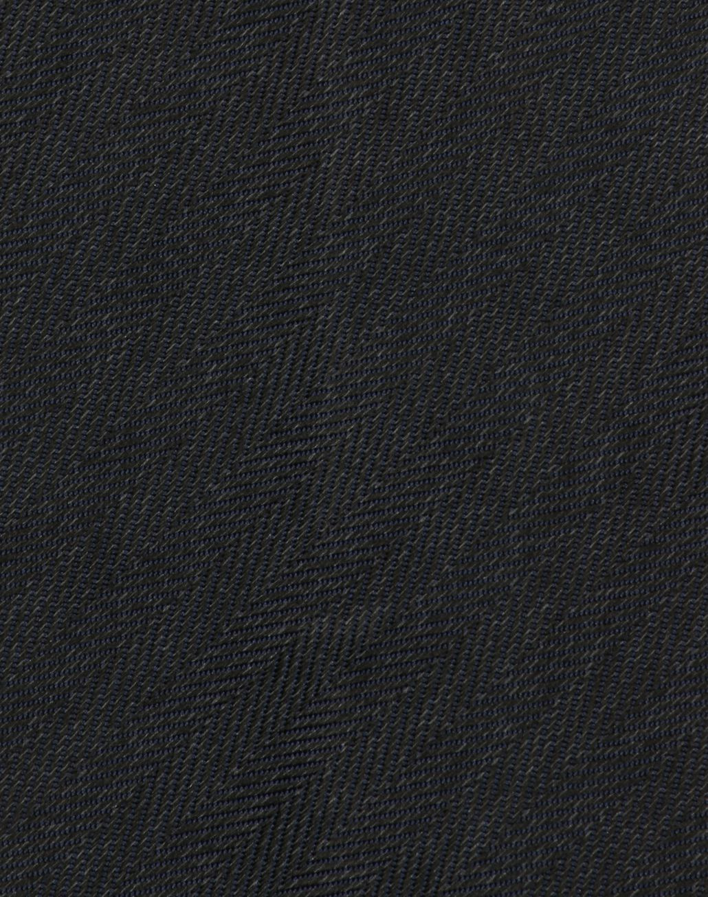 BRIONI Navy Blue Herringbone Tie Tie [*** pickupInStoreShippingNotGuaranteed_info ***] d
