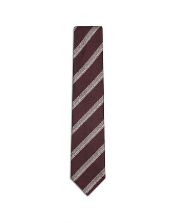 Bordeaux Regimental Tie