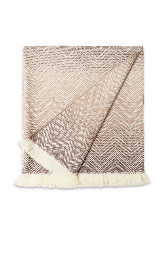 MISSONI HOME Blanket - Gift E, Frontal view