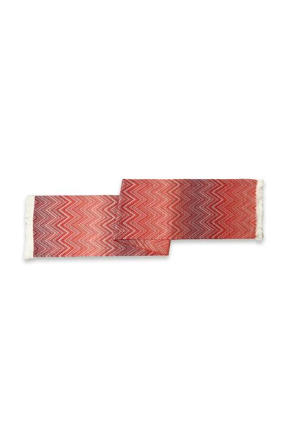 MISSONI HOME Blanket - Gift Rust E - Front