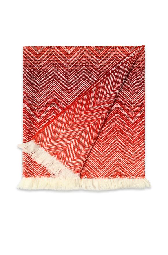 MISSONI HOME Plaid Rust E