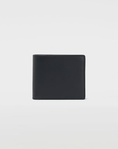 MAISON MARGIELA Wallets [*** pickupInStoreShippingNotGuaranteed_info ***] Fold-out leather wallet f