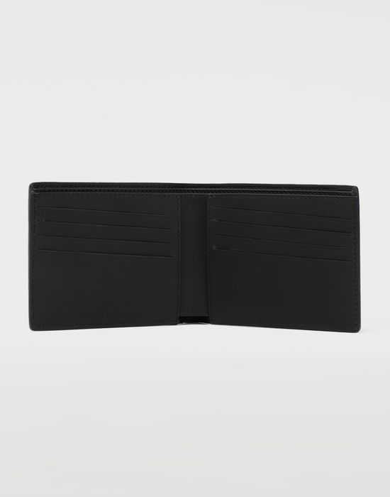 MAISON MARGIELA Fold-out leather wallet Wallets [*** pickupInStoreShippingNotGuaranteed_info ***] d