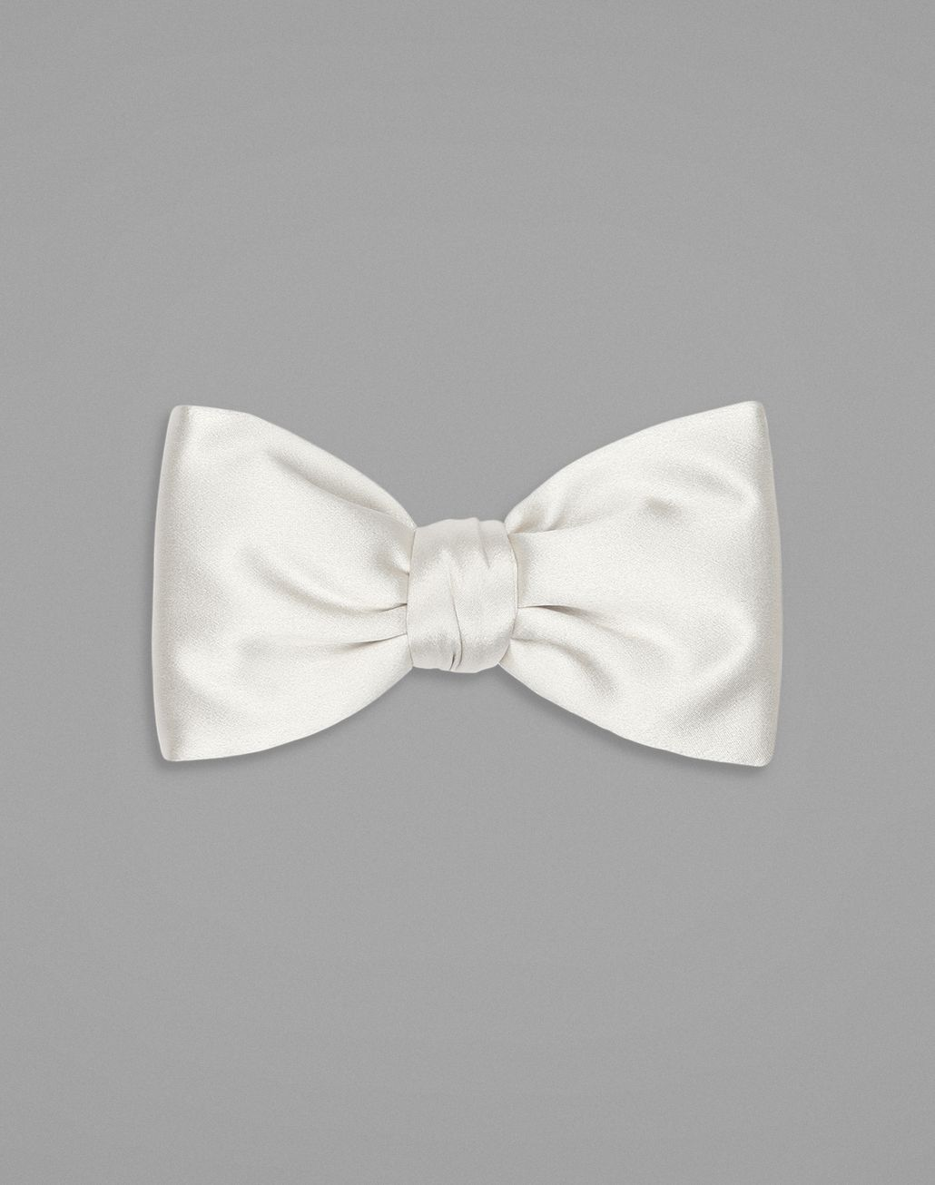 BRIONI Light Grey Bow Tie Bow Ties & Cummerbunds Man f