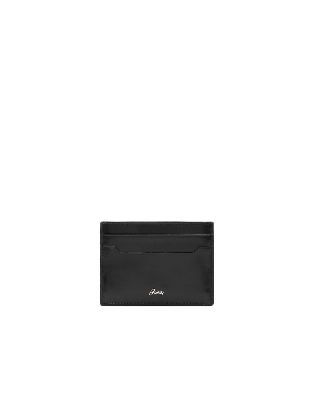 BRIONI Black Credit Card Holder Leather Goods [*** pickupInStoreShippingNotGuaranteed_info ***] f