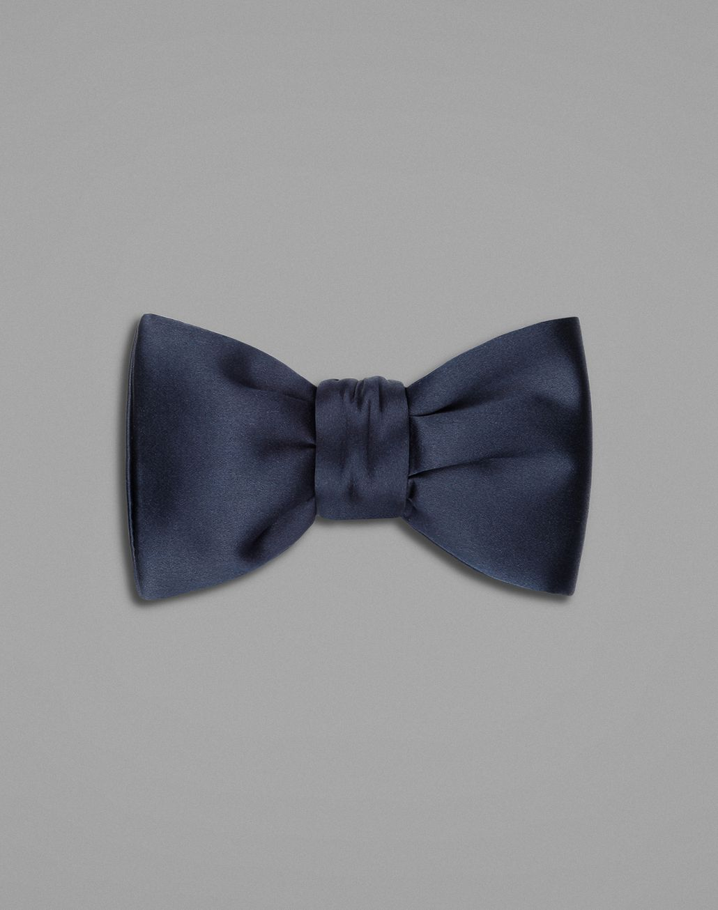 BRIONI Blue Bow Tie Bow Ties & Cummerbunds Man f
