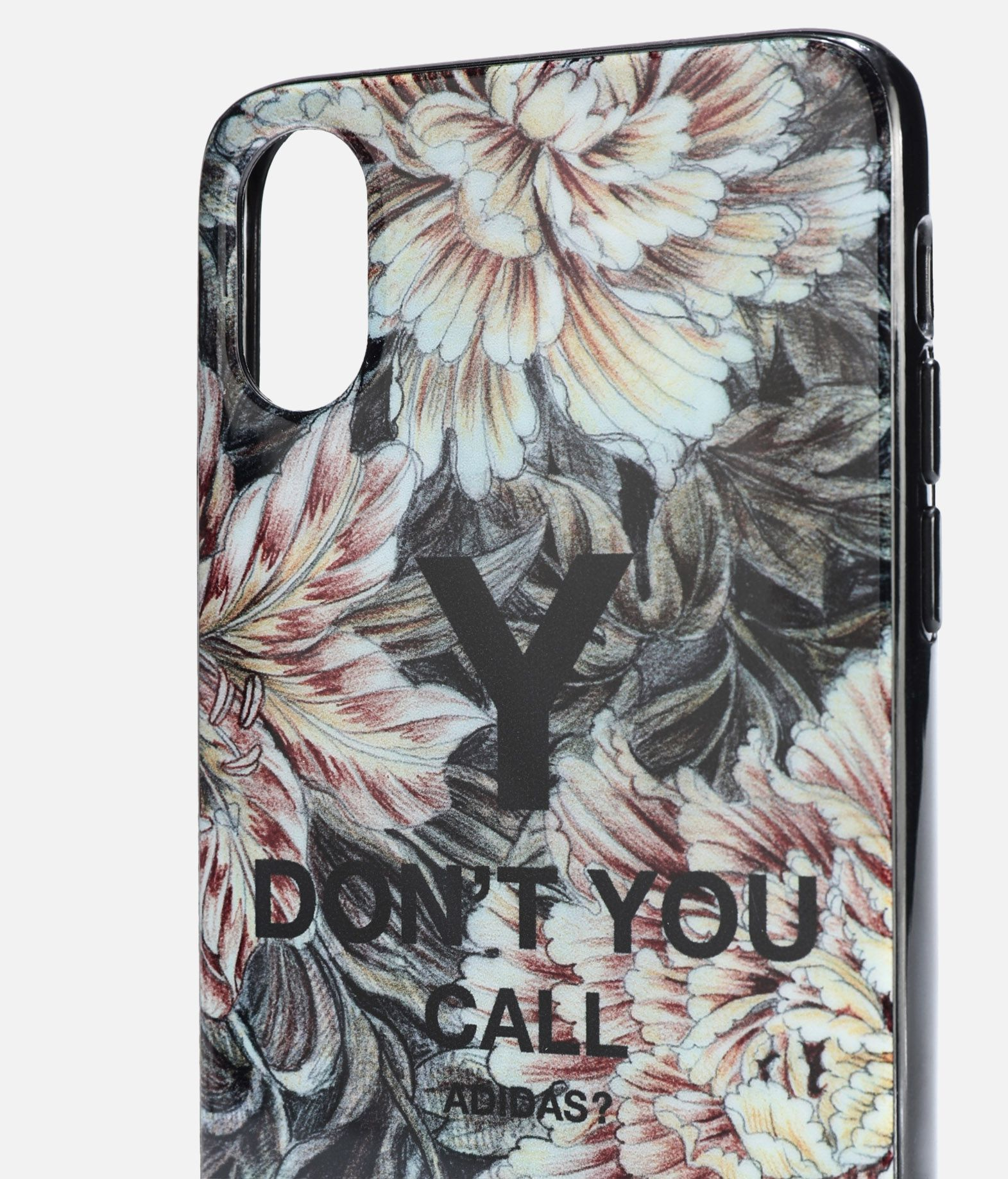 Y-3 Moulded Case Graphic iPhone X  Portacellulare E d