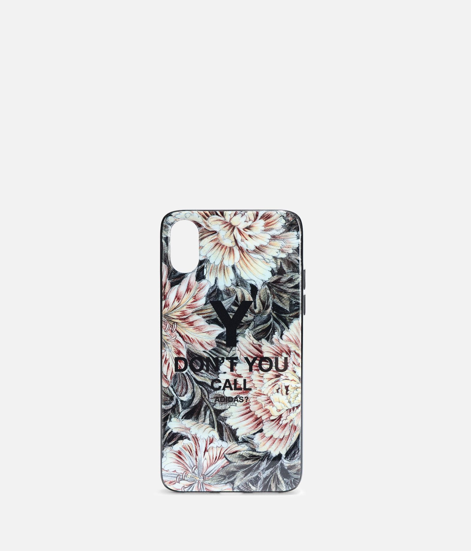 Y-3 Moulded Case Graphic iPhone X  Portacellulare E f