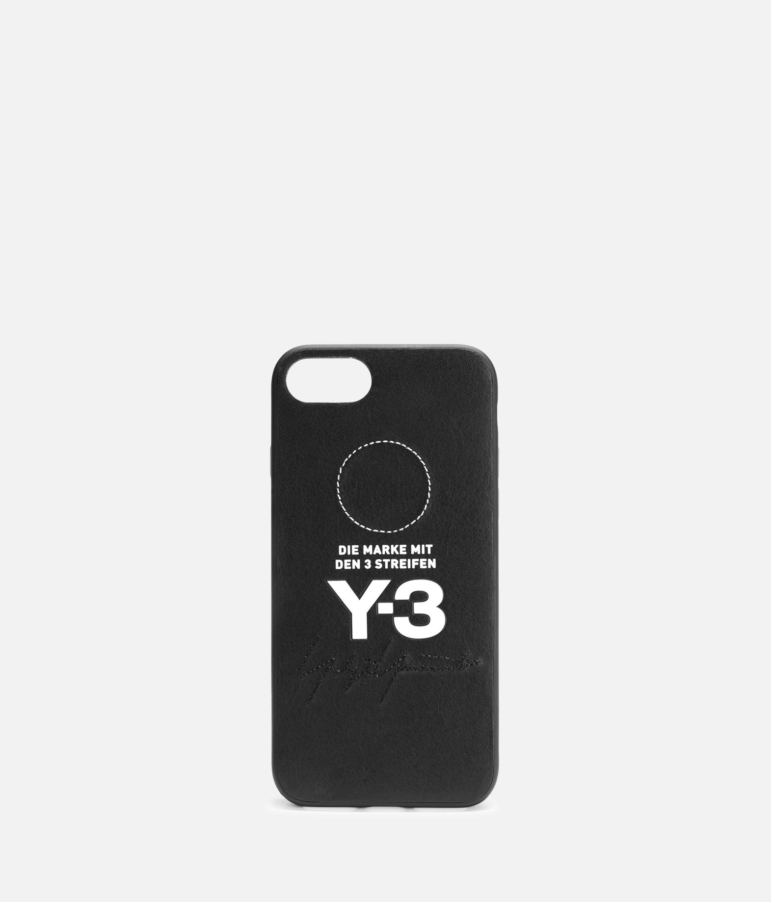 Y-3 Y-3 Moulded Case Leather Phone case E f