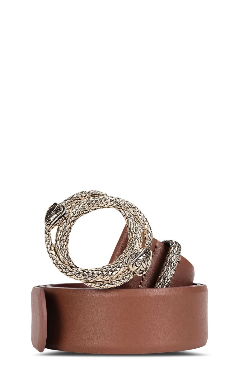 JUST CAVALLI Snake buckle belt Belt [*** pickupInStoreShipping_info ***] f