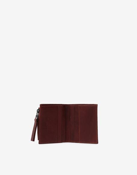 MAISON MARGIELA Small leather wallet Wallets Man d