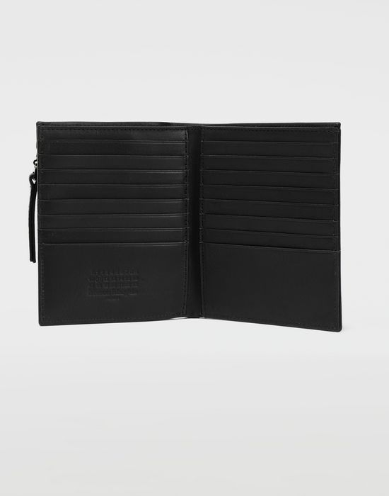 MAISON MARGIELA Large leather wallet Wallets [*** pickupInStoreShippingNotGuaranteed_info ***] d
