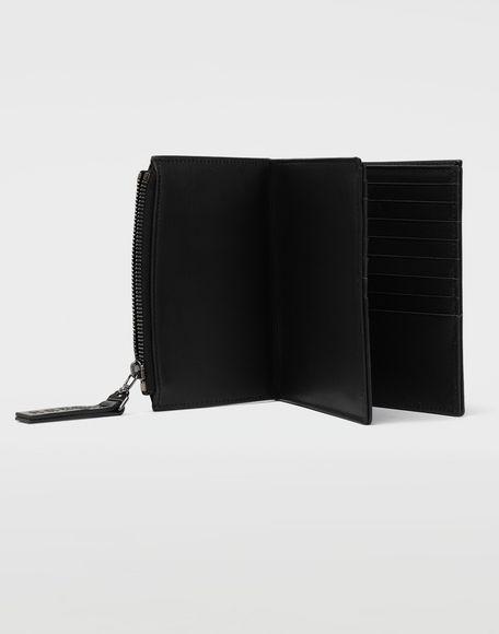 MAISON MARGIELA Large leather wallet Wallets Man a