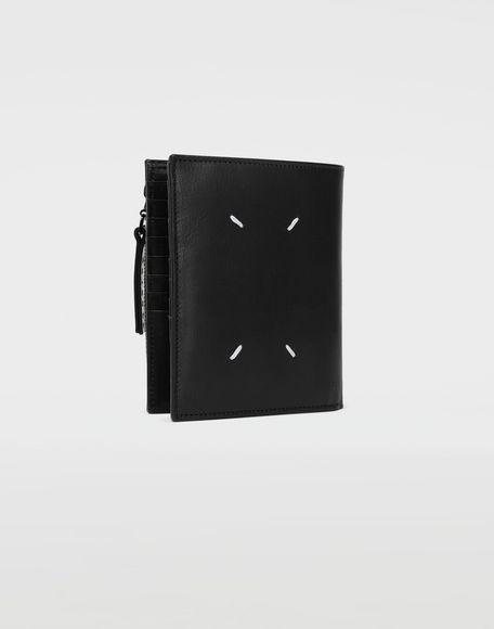 MAISON MARGIELA Large leather wallet Wallets Man r