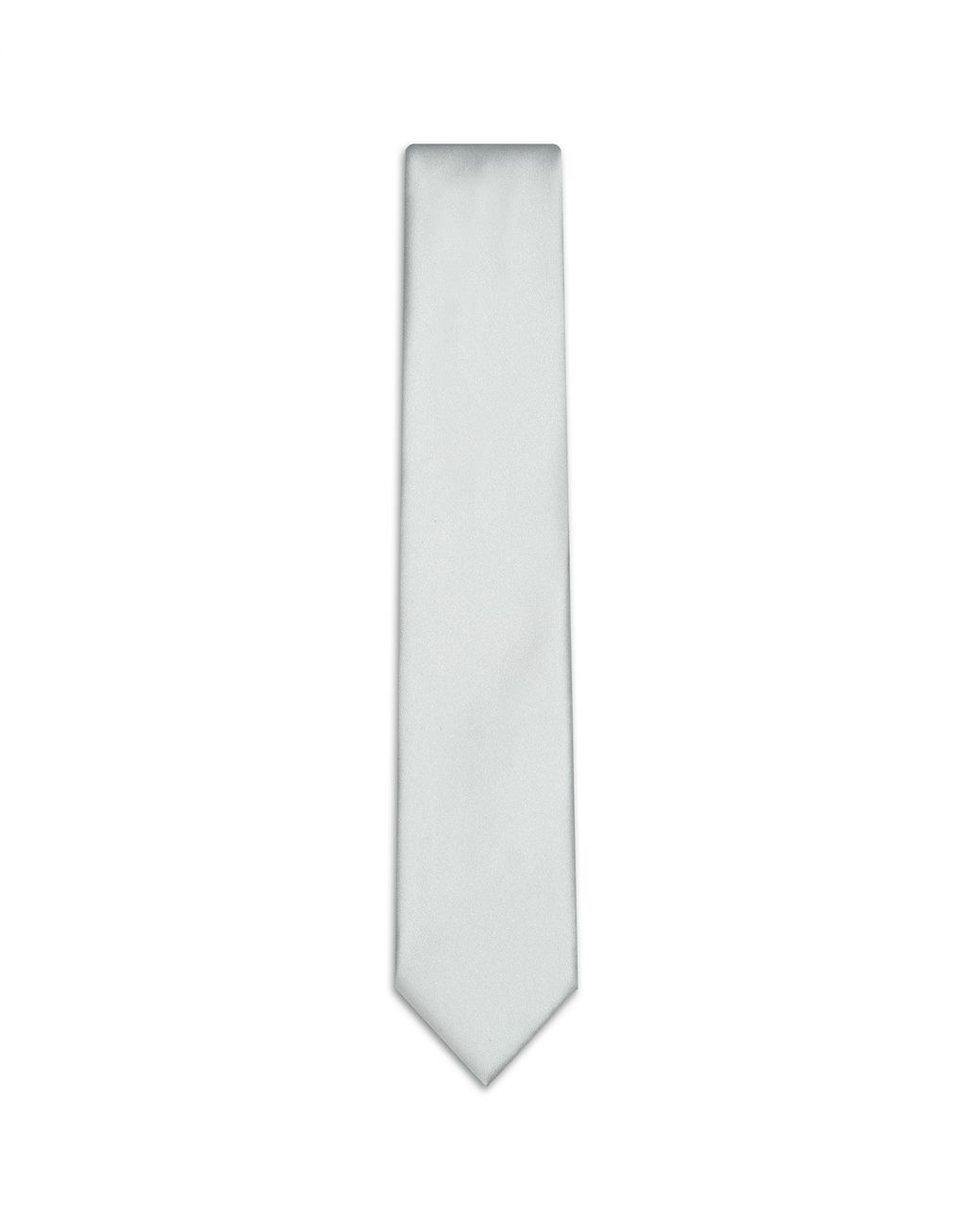 BRIONI Light Grey Tie Tie [*** pickupInStoreShippingNotGuaranteed_info ***] f