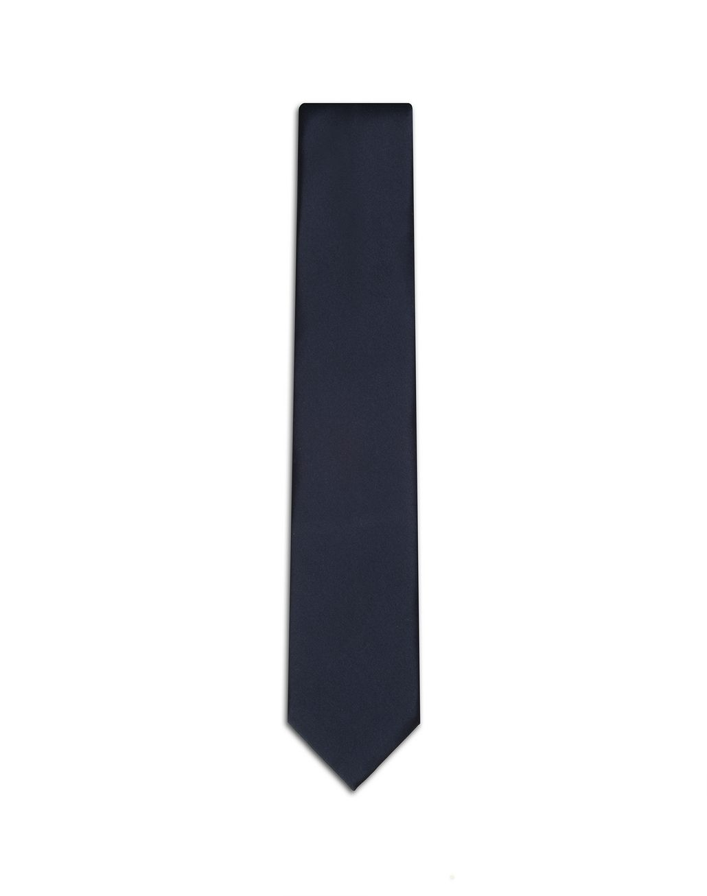 BRIONI Navy Blue Tie Tie [*** pickupInStoreShippingNotGuaranteed_info ***] f