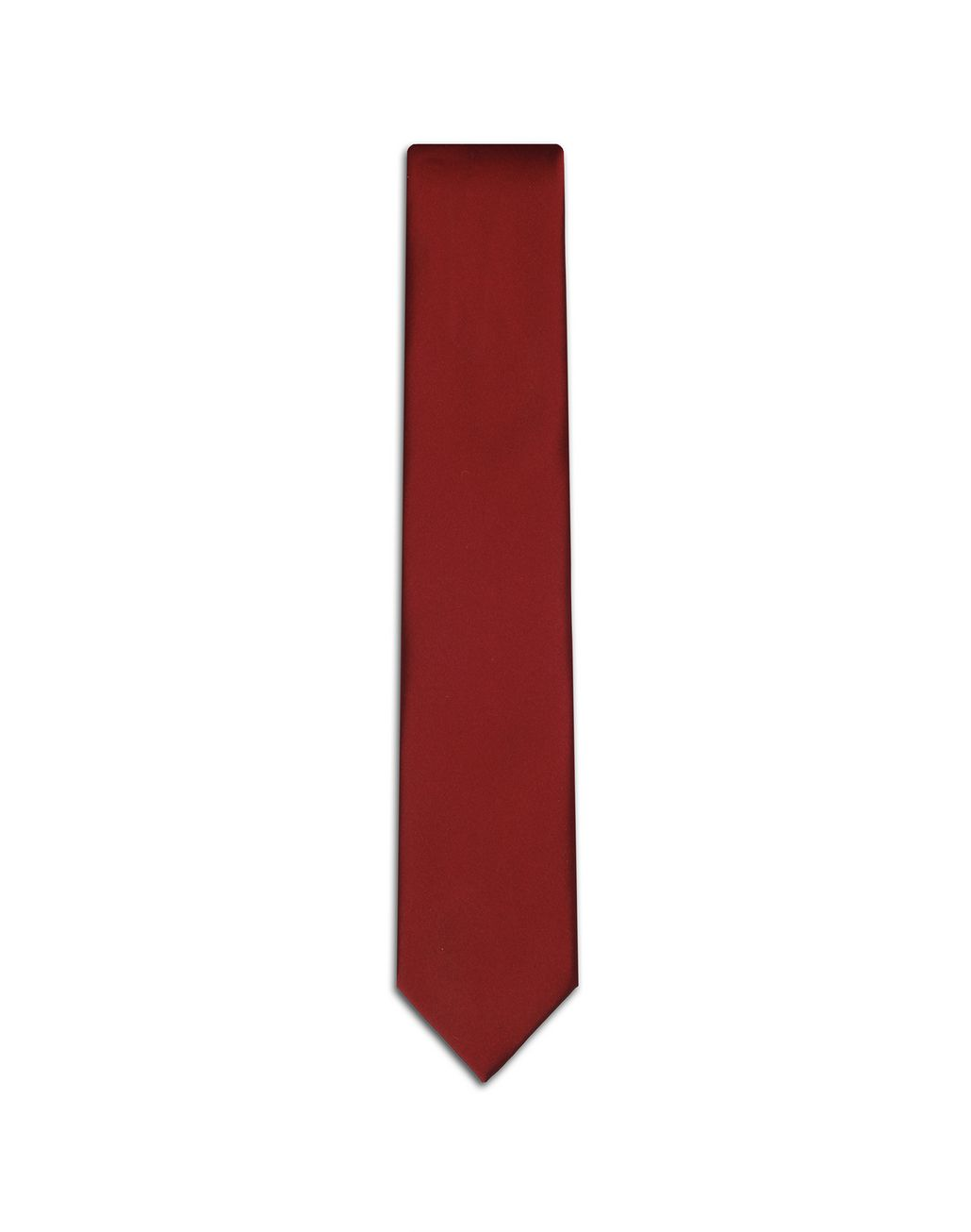 BRIONI Red Tie Tie [*** pickupInStoreShippingNotGuaranteed_info ***] f