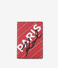 KARL LAGERFELD K/City Passport Holder Paris 9_f