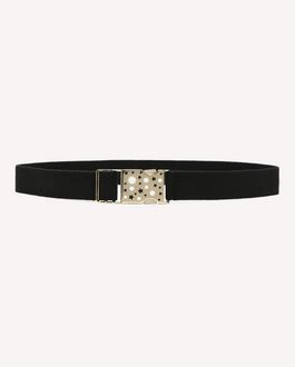 REDValentino Belt Woman RQ2T0A41NTK 0NO a