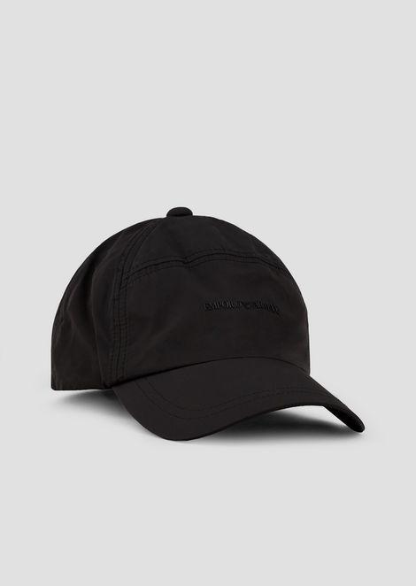 Baseball cap with tone on tone logo de1cfa178a96