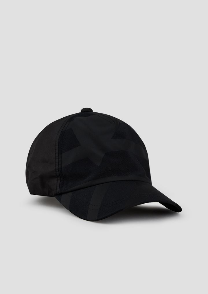 8d11477f Baseball cap with all-over logo | Man | Emporio Armani
