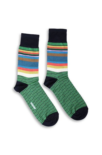 MISSONI Long socks Green Man - Back