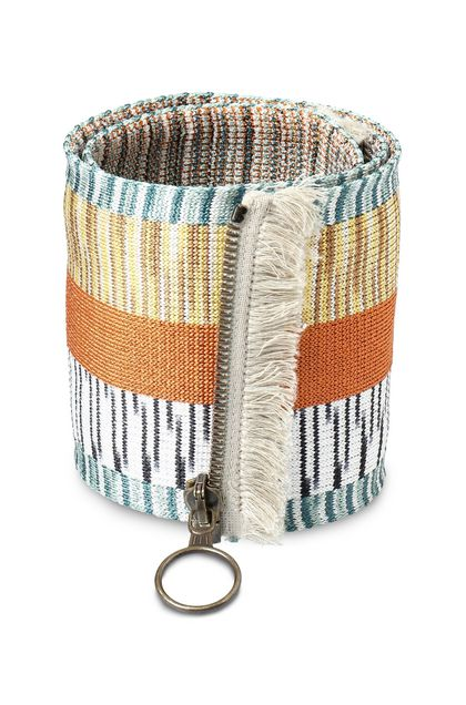 MISSONI Belt Orange Woman - Back