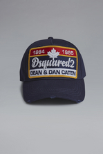 DSQUARED2 Dsquared2 Leaf Baseball Cap Hat Man
