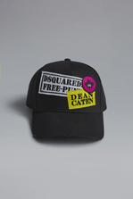DSQUARED2 Free Punk Baseball Cap Hat Man