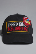 DSQUARED2 I Need Only Dsquared2 Baseball Cap Hat Man