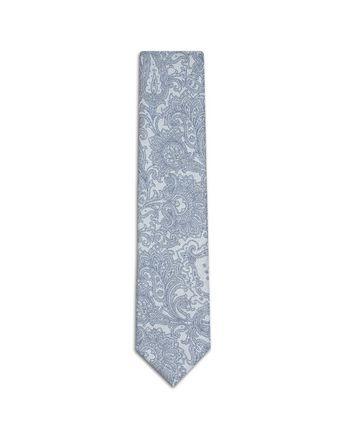 Bluette Paisley Tie