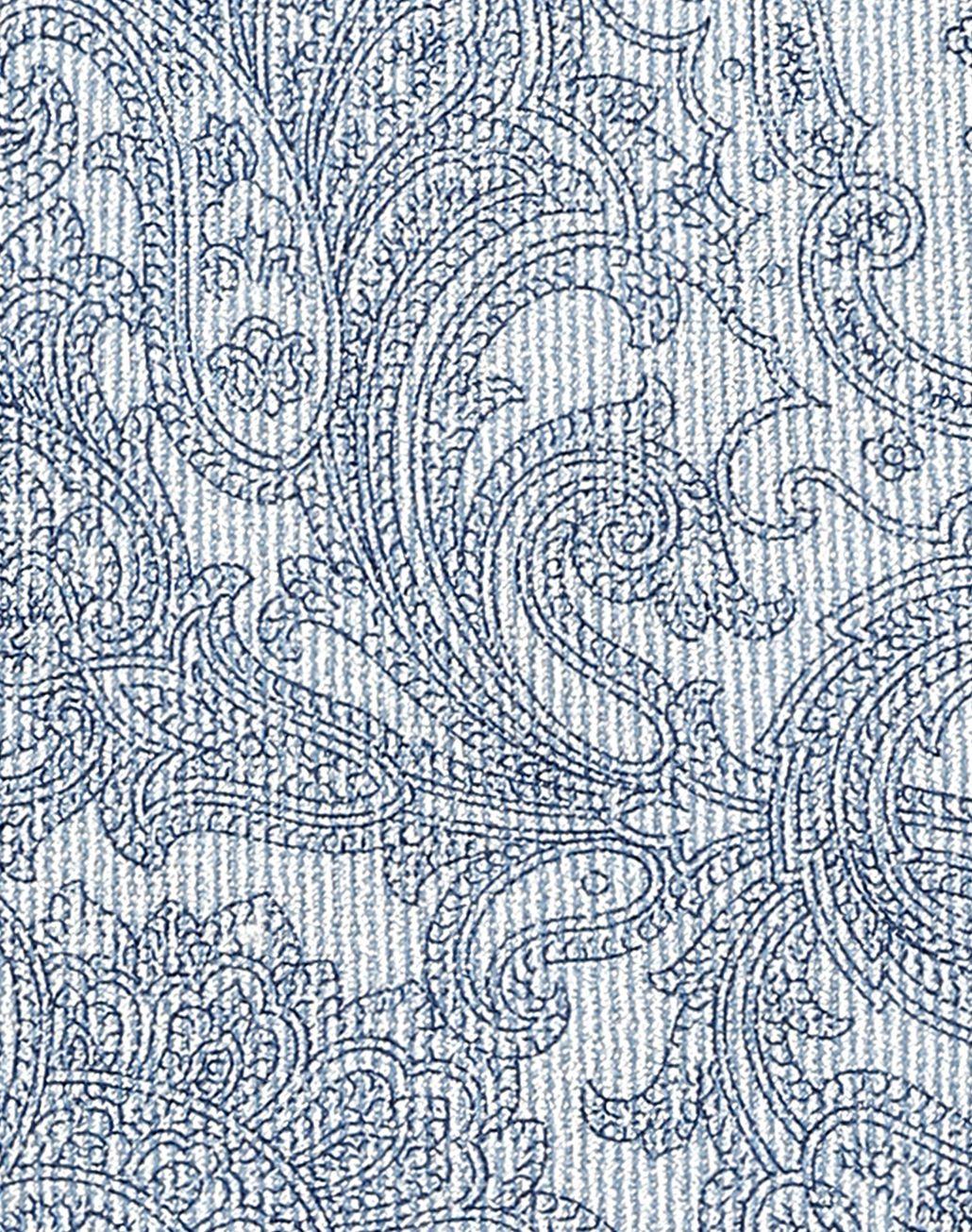 BRIONI Bluette Paisley Tie Tie Man d